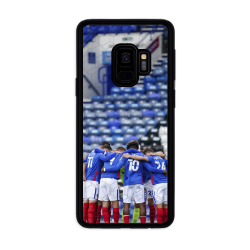 Funda móvil iPhone X Citas Smile 3D