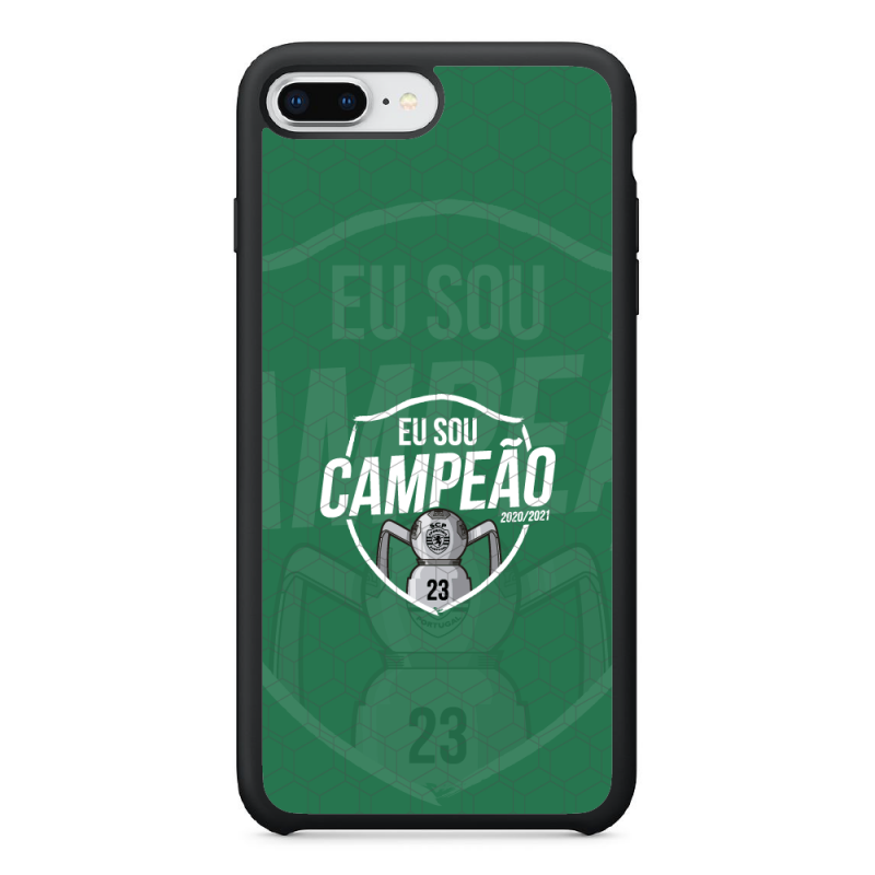 Funda Atletico de Madrid Azul Escudo iPhone 6 Plus