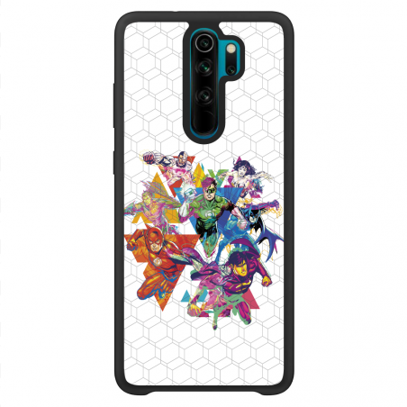 Funda móvil compatible con huawei P10 Lite Girl Power 3D