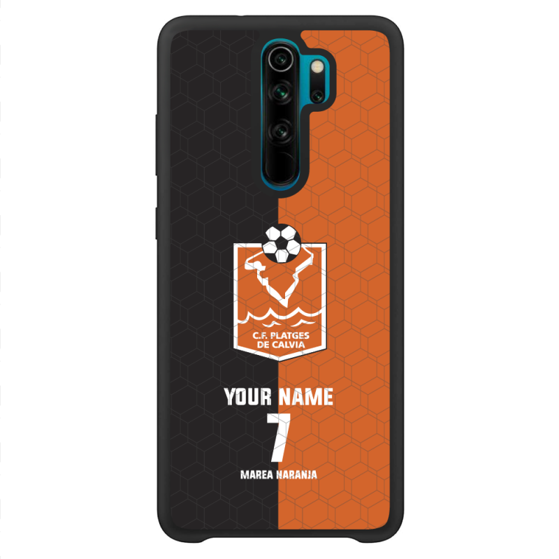 Valencia CF Orange Bluetooth Speaker Official Product. Carcasa de TPU de alta protección. Funda antideslizante, anti choques ...