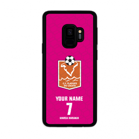Funda movil Huawei P10 Lite Piña Playa 3D